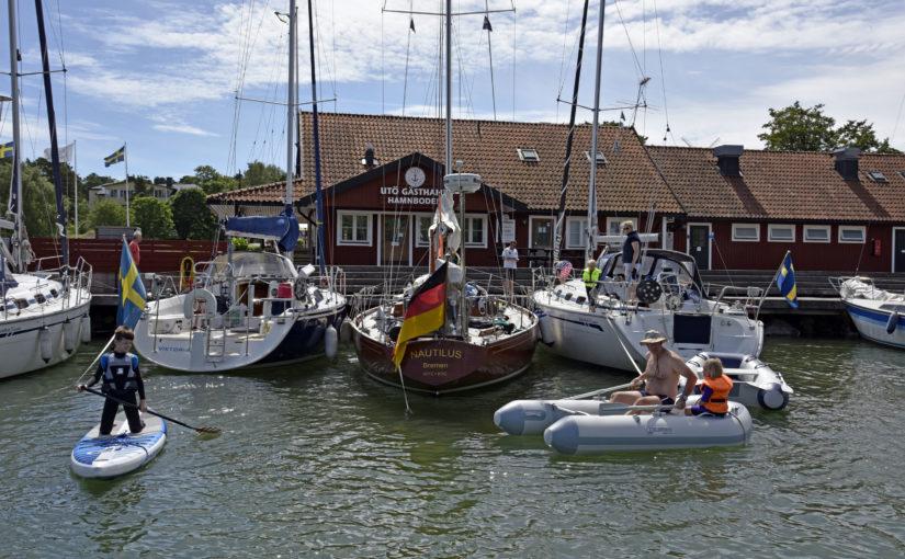 Skärgårdsstiftelsen får EU-stöd till hamnar