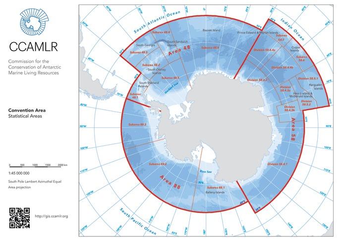Världens största marina skyddade område inrättat