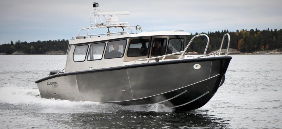 Nimbus köper Alukin aluminiumbåtar