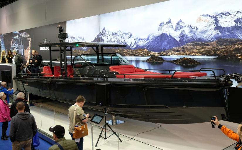 Coola nyheter på båtmässan i Düsseldorf