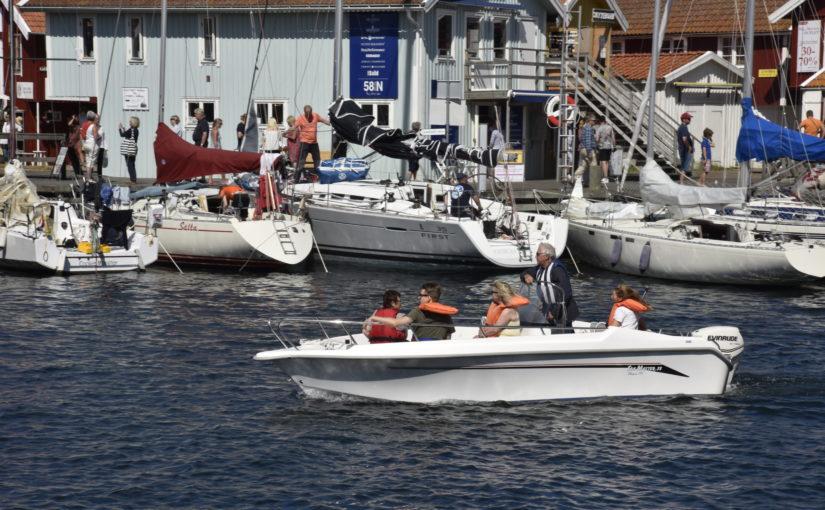 Hyr båt direkt från andra – ny tjänst gör det enkelt att komma ut på sjön
