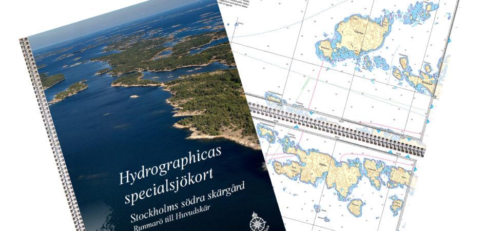 Hydrographica tänker om – gör båtsportkort