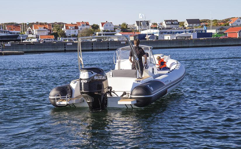 Märkesförsäkring för båtar med Suzuki-motorer