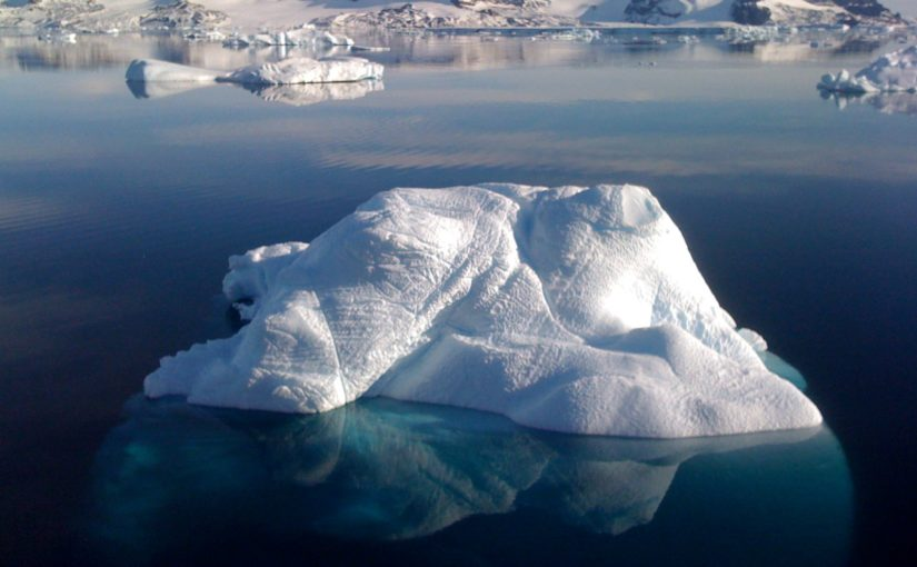 Undersöker isarnas betydelse för klimatet