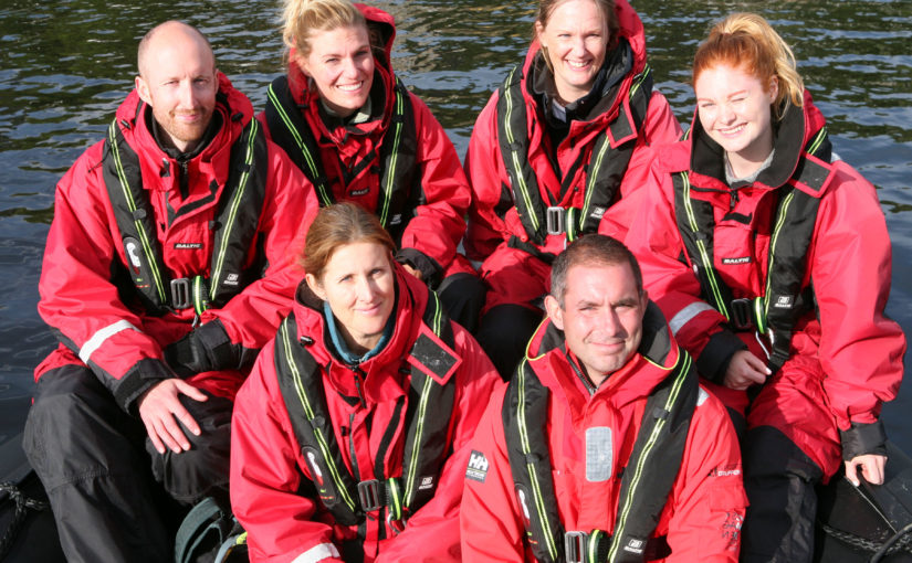 Båtpraktik – en kort, men effektiv kurs