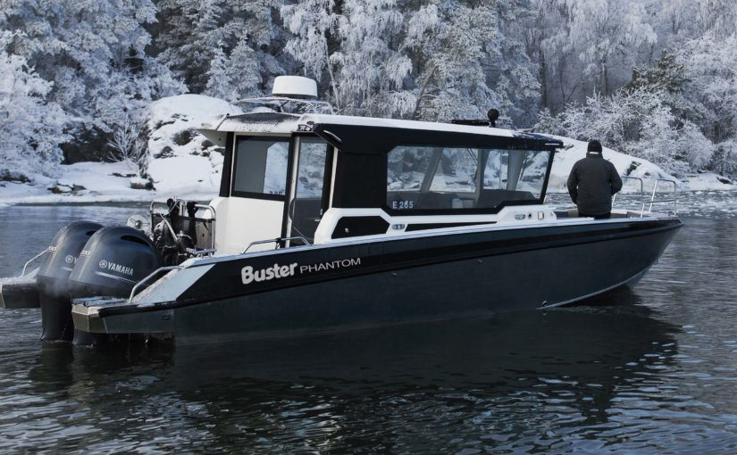 Nya Buster Phantom Cabin