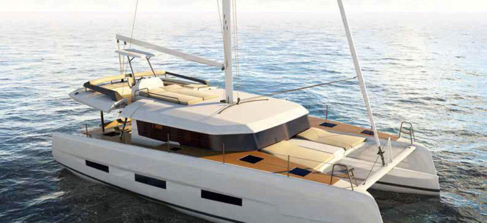 Dufour Yachts storsatsar på katamaraner