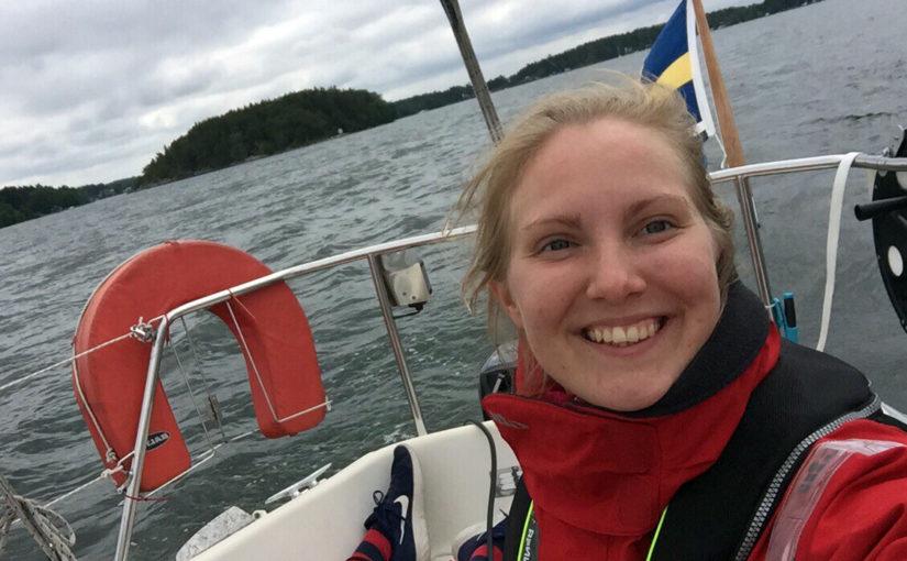 Emma Lund från Täby är Båtlivets Unga Hjälte 2018