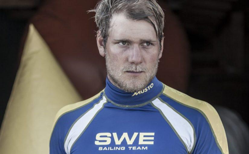 Atlantica huvudsponsor för Max Salminens OS-satsning 2020
