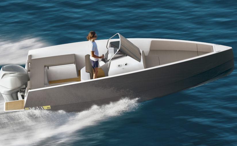 Rymlig och snabb 6 m båt