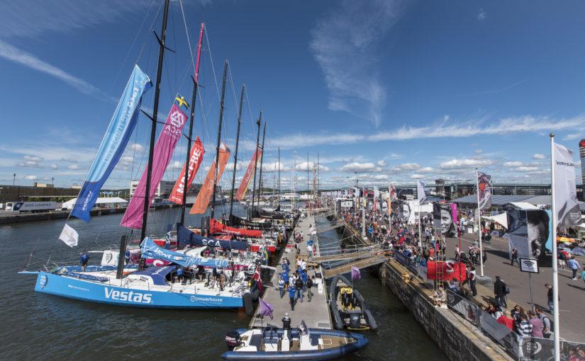 Bli volontär på Volvo Ocean Race i Göteborg!