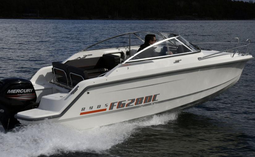 Båtintresset ökar med åldern