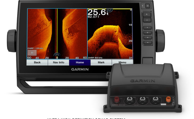 Ultra High-Definition scanning sonar från Garmin