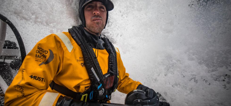 Dags för monsteretappen i Volvo Ocean Race