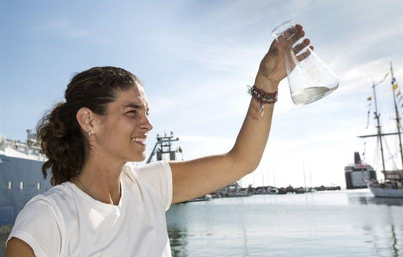 Samarbete för mätning av mikroplast i världshaven