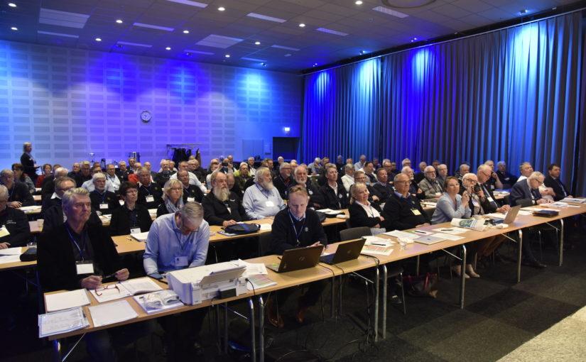Ny SBU-styrelse vald på Båtriksdagen