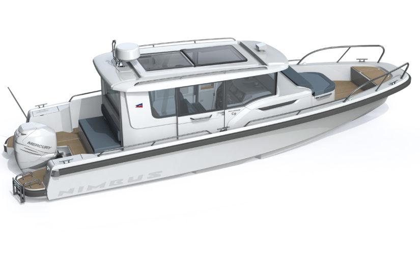 Ny kabinmodell från Nimbus Boats