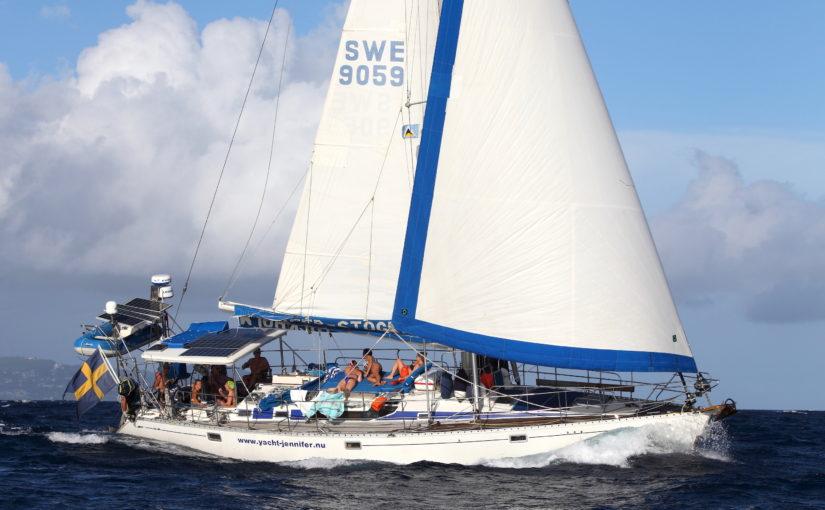 S/Y Jennifer söker besättning för segling i Medelhavet