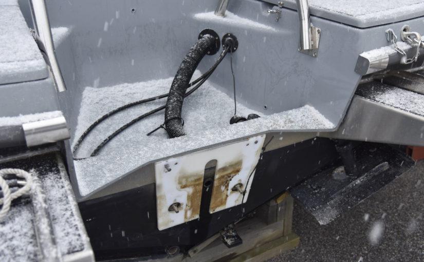 Ökade båtstölder ger ny lösning
