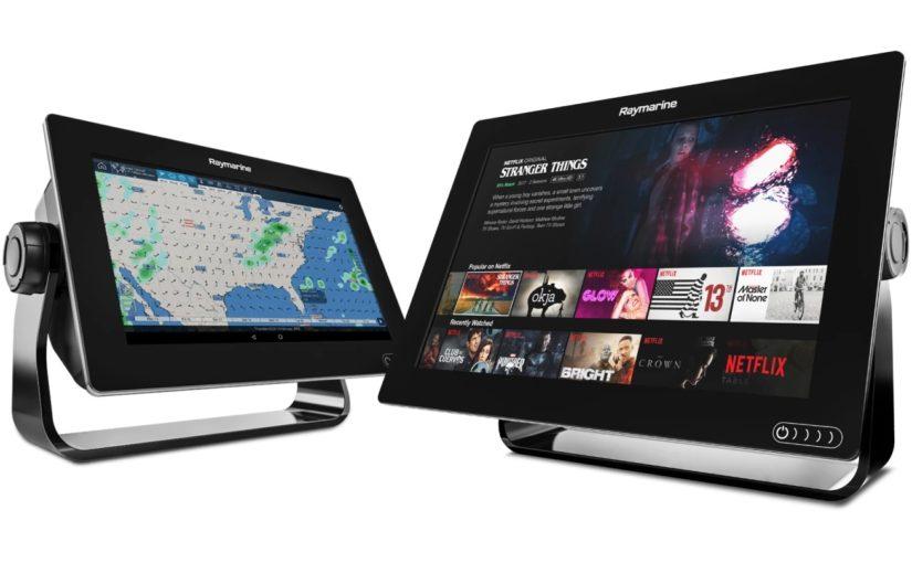 Raymarine lanserar stor uppgradering av LightHouse OS