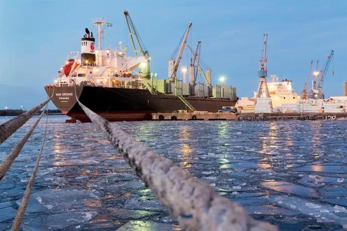 Forskning ska styra sjöfarten mot minskad miljöpåverkan