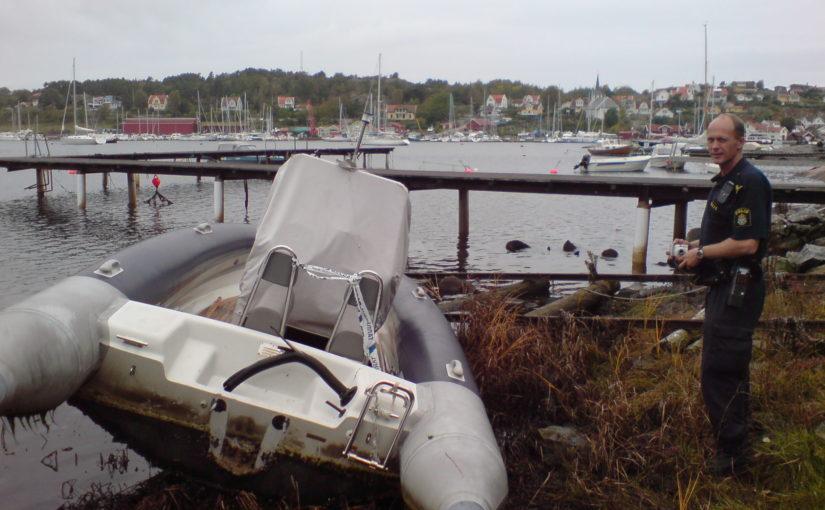 Dubblerade kostnader för båtmotorstölder på tio år