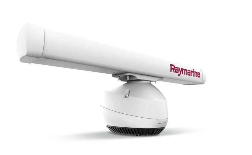 High-Performance Marine Radar från Raymarine