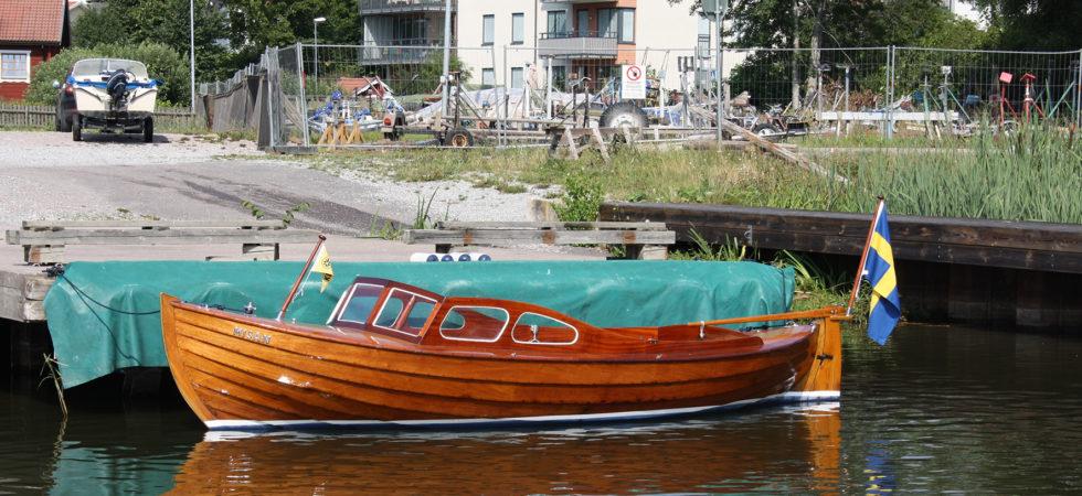 Sjöhistoriska museet k-märker nio fritidsbåtar