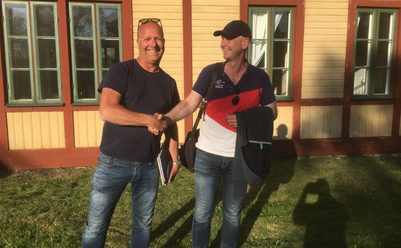 Pelle Lydmar ny entreprenör på Fejan