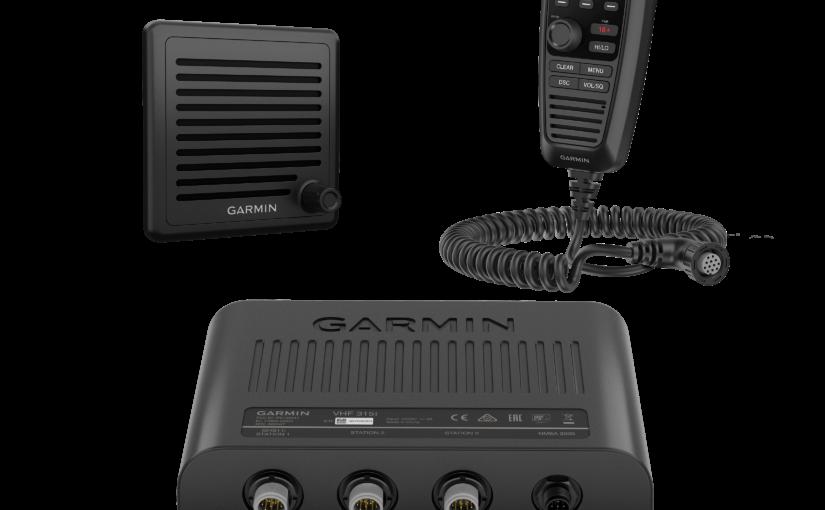 Garmin presenterar AIS 800 och VHF 315i