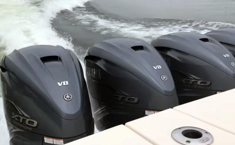 Yamaha toppar med V8 på 425 hk