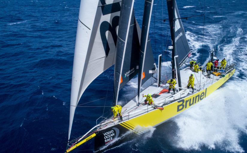 Nästa stopp Cardiff för Volvo Ocean Race