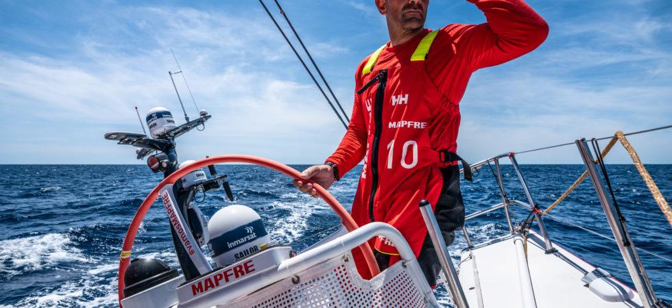 Avgörande vägval i Volvo Ocean Race