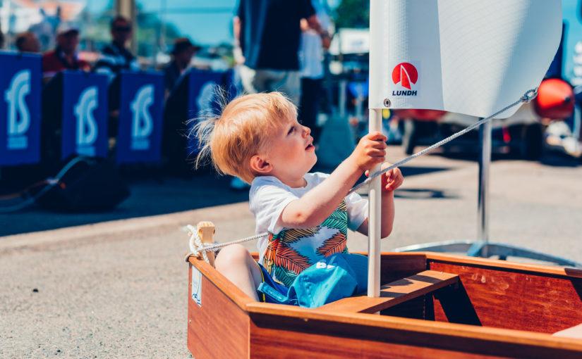 Kullaviks Hamndag firar fem år 6 juni