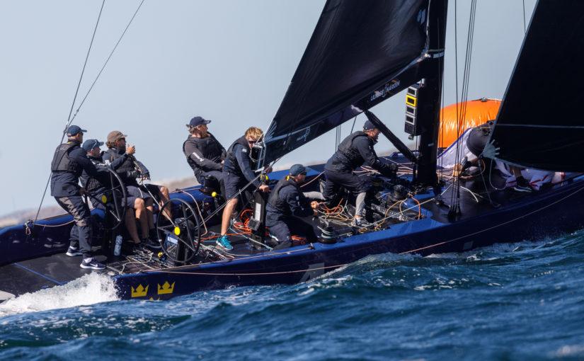 Svenska Artemis bäst på Marstrand
