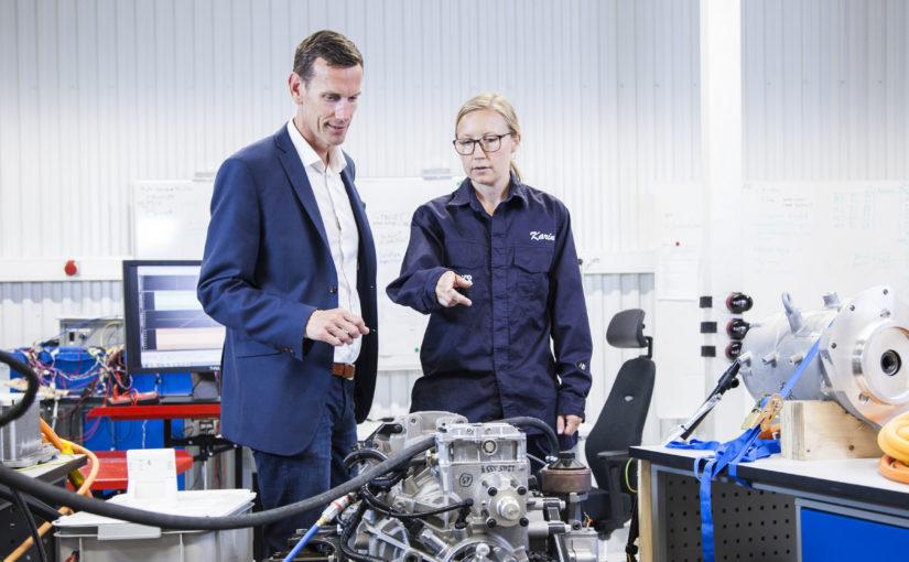 Eldrift från Volvo Penta 2021