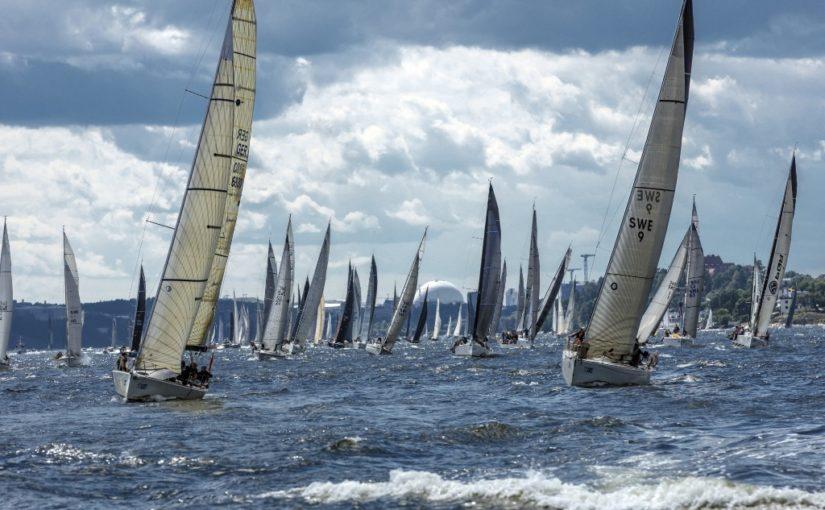 248 båtar startar i blåsig upplaga av ÅF Offshore Race