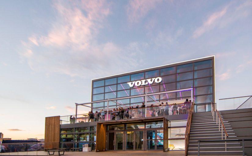 Innovation tema for Volvo när Volvo Ocean Race i Göteborg