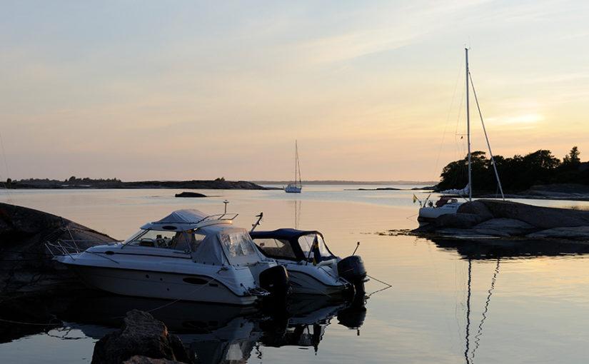 Åtta tips för en lyckad båtsommar