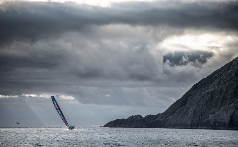 Hård vind väntar i Volvo Ocean Race