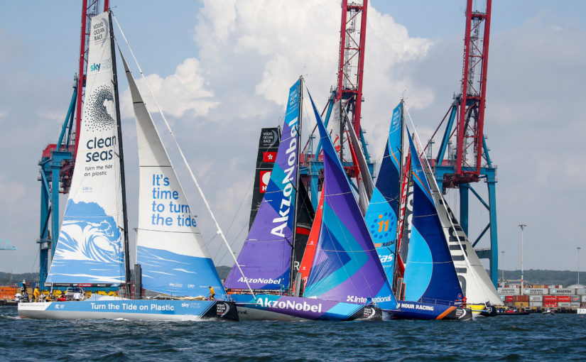 Vestas 11th Hour Racing vann Göteborgs In-Port Race