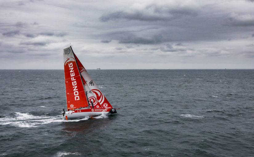 Dongfeng Race Team vinner Volvo Ocean Race 2017–18