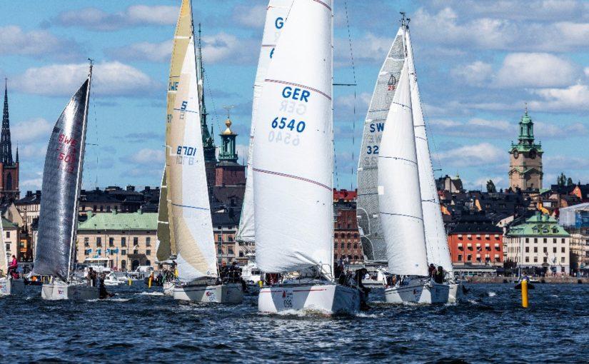 Starten har gått för ÅF Offshore Race 2018