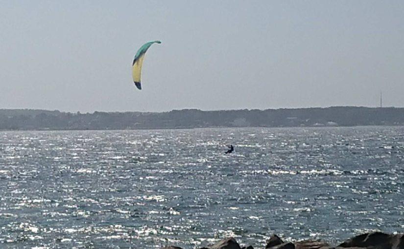Atte Kappel mästare i Kite Hydrofoil