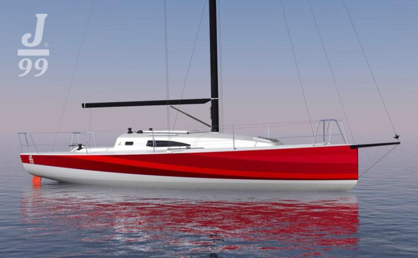 J/Boats presenterar ny 9,9 m båt