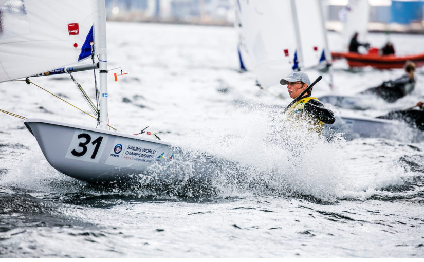 VM i Århus – en kamp om medaljer och OS-platser