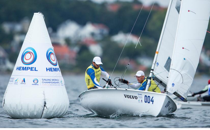 Anton och Fredrik mot VM-medalj
