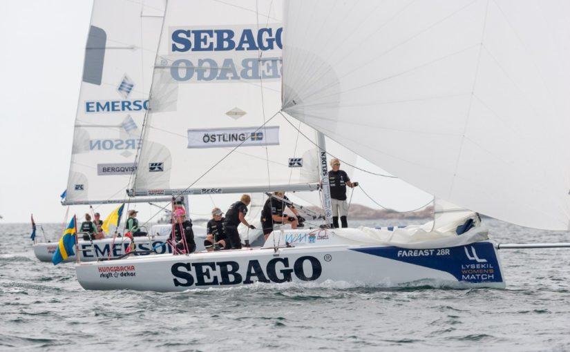 Östling och Bergqvist klara för semifinal i Lysekil