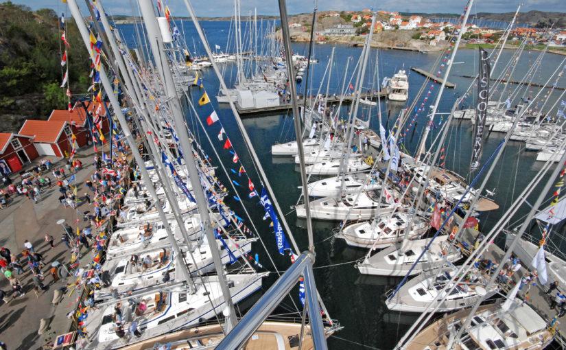 Skandinaviens största segelbåtsmässa hålls i Ellös