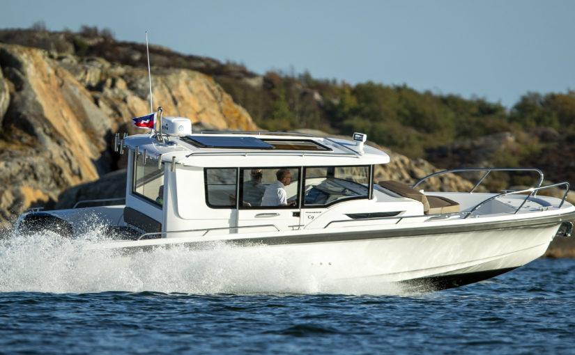 Nimbus C9 till Allt på Sjön i Gustavsberg